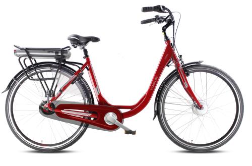 Vogue Emma Rot 3 Gang Pedelec E Bike Fahrrad Ass