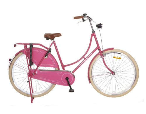28 zoll hollandrad pink fahrrad fahrrad ass. Black Bedroom Furniture Sets. Home Design Ideas