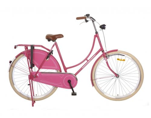 28 zoll hollandrad pink fahrrad fahrrad ass. Black Bedroom Furniture Sets. Home Design Ideas