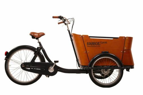 komplett angebot babboe curve 3 rad bakfiets 7 gang shimano inkl regendach fahrrad ass. Black Bedroom Furniture Sets. Home Design Ideas