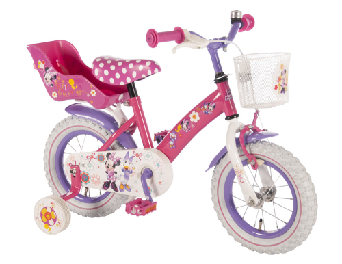 "12"" (c) Disney Minnie Mouse Bow-Tique Kinderfahrrad"