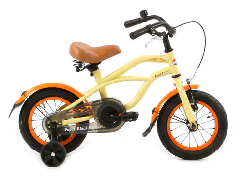12 Zoll Cruiser Creme Fighter - fahrrad-Ass.de