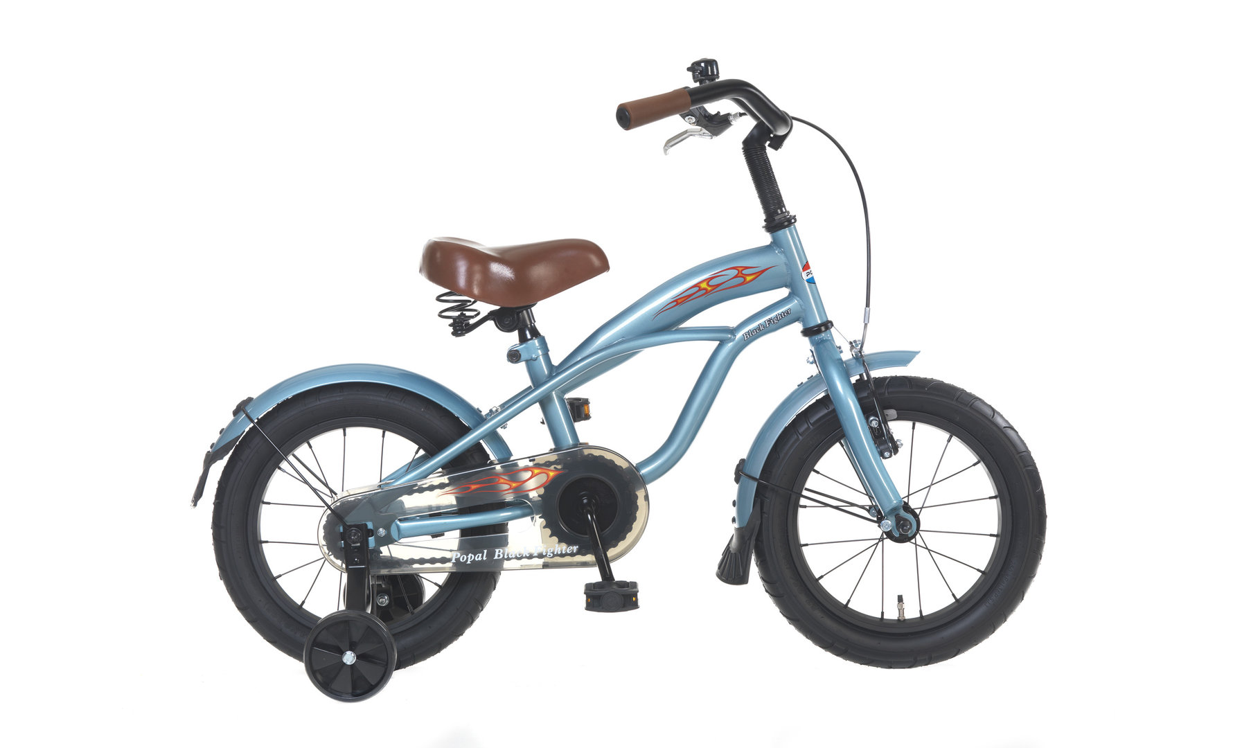 14 zoll cruiser blue fighter fahrrad fahrrad ass. Black Bedroom Furniture Sets. Home Design Ideas