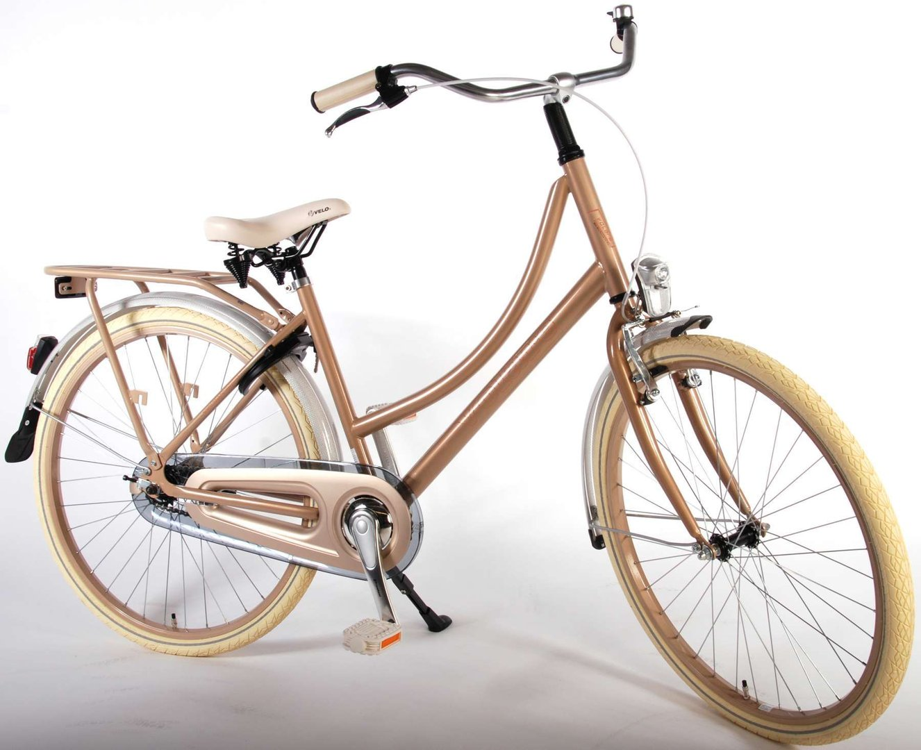 volare 26 zoll hollandrad lolz champagner fahrrad ass. Black Bedroom Furniture Sets. Home Design Ideas