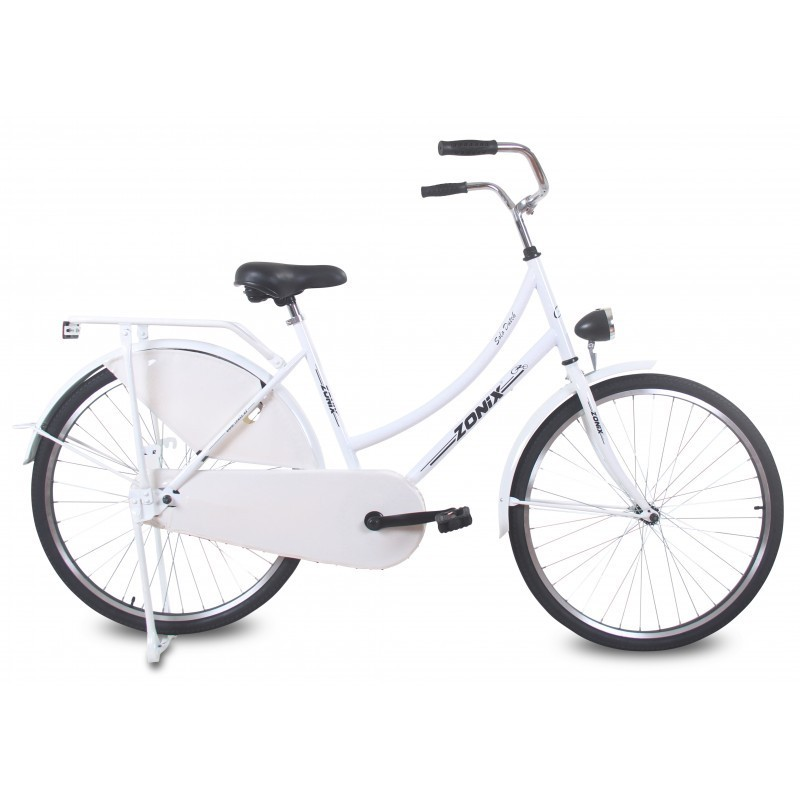 26 zoll hollandrad zonix solo wei fahrrad ass. Black Bedroom Furniture Sets. Home Design Ideas