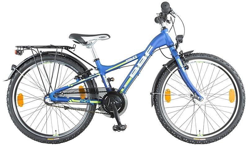 24 zoll kinderfahrrad bbf roamer 3 gang jungen blau matt fahrrad ass. Black Bedroom Furniture Sets. Home Design Ideas