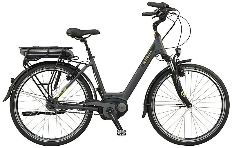 26 e bike bbf genf easy bosch g2 damen 7 gang anthrazit. Black Bedroom Furniture Sets. Home Design Ideas