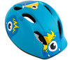 MET Kinderhelm Buddy blue monsters Größe 46-53 cm, 210 gr.