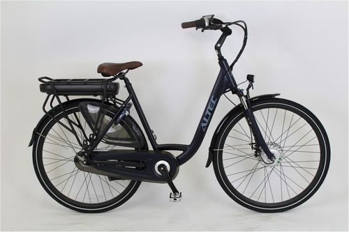 Square night blue 7 Gang Pedelec (E-Bike) d