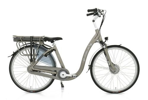 36V/13AH Vogue Comfort Tiefeinsteiger matt-grey 7 Gang Pedelec (E-Bike)