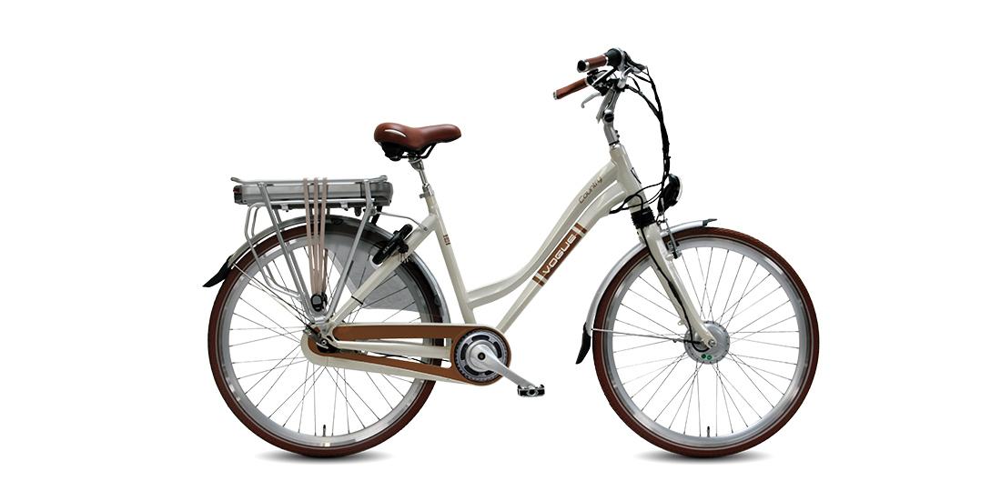 vogue country creme 8 gang pedelec e bike fahrrad ass. Black Bedroom Furniture Sets. Home Design Ideas