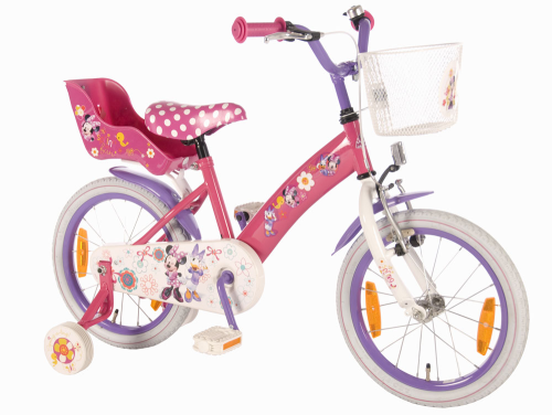 "16"" (c) Disney Minnie Mouse Bow-Tique Kinderfahrrad"