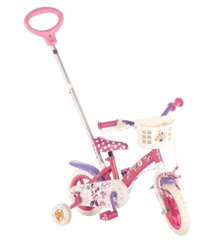 "10"" (c) Disney Minnie Mouse Bow-Tique Kinderfahrrad"
