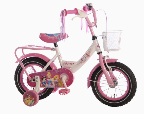 "12"" (c) Disney Princess Kinderfahrrad"