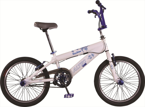 Altec Blue Power BMX-Bike mit Rotor d - fahrrad-Ass.de
