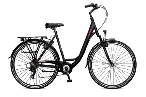 28 Zoll Damen Trekkingrad Verona night black d