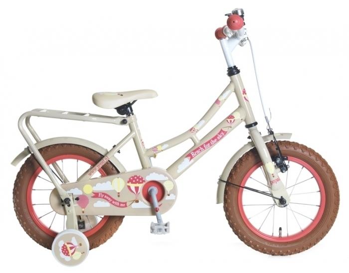 14 zoll hollandrad beige fahrrad fahrrad ass. Black Bedroom Furniture Sets. Home Design Ideas