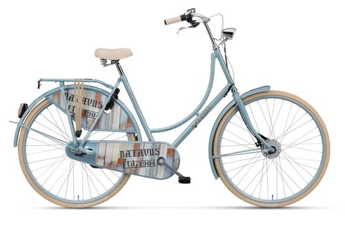 Batavus Old Dutch Fashion iceblue - fahrrad-Ass.de