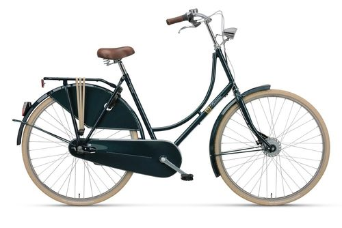 Batavus Old Dutch douglas green - fahrrad-Ass.de