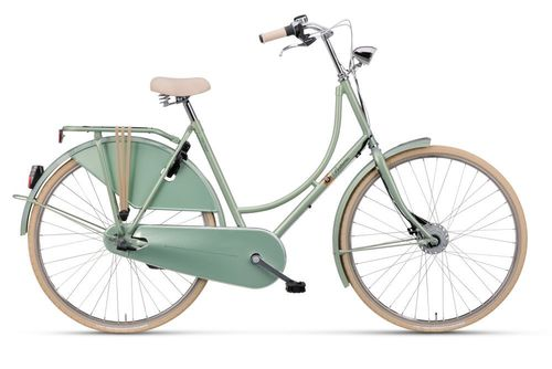 Batavus Old Dutch crystal green - fahrrad-Ass.de