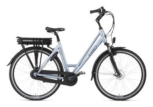 E-Volution 1.0 7 Gang Shimano Nexus Pedelec (E-Bike) 470Wh sky blue