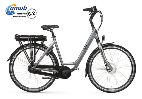E-Volution 12.2 iron 8 Gang Shimano Nexus Pedelec (E-Bike) 470Wh