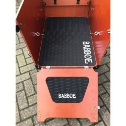 Babboe Dog Anti-Rutsch-Matte (Boden + Rampe)