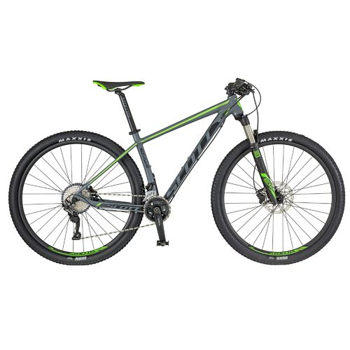 29er Scott Scale 960 2018 22 Gang Shimano SLX, Pop Loc