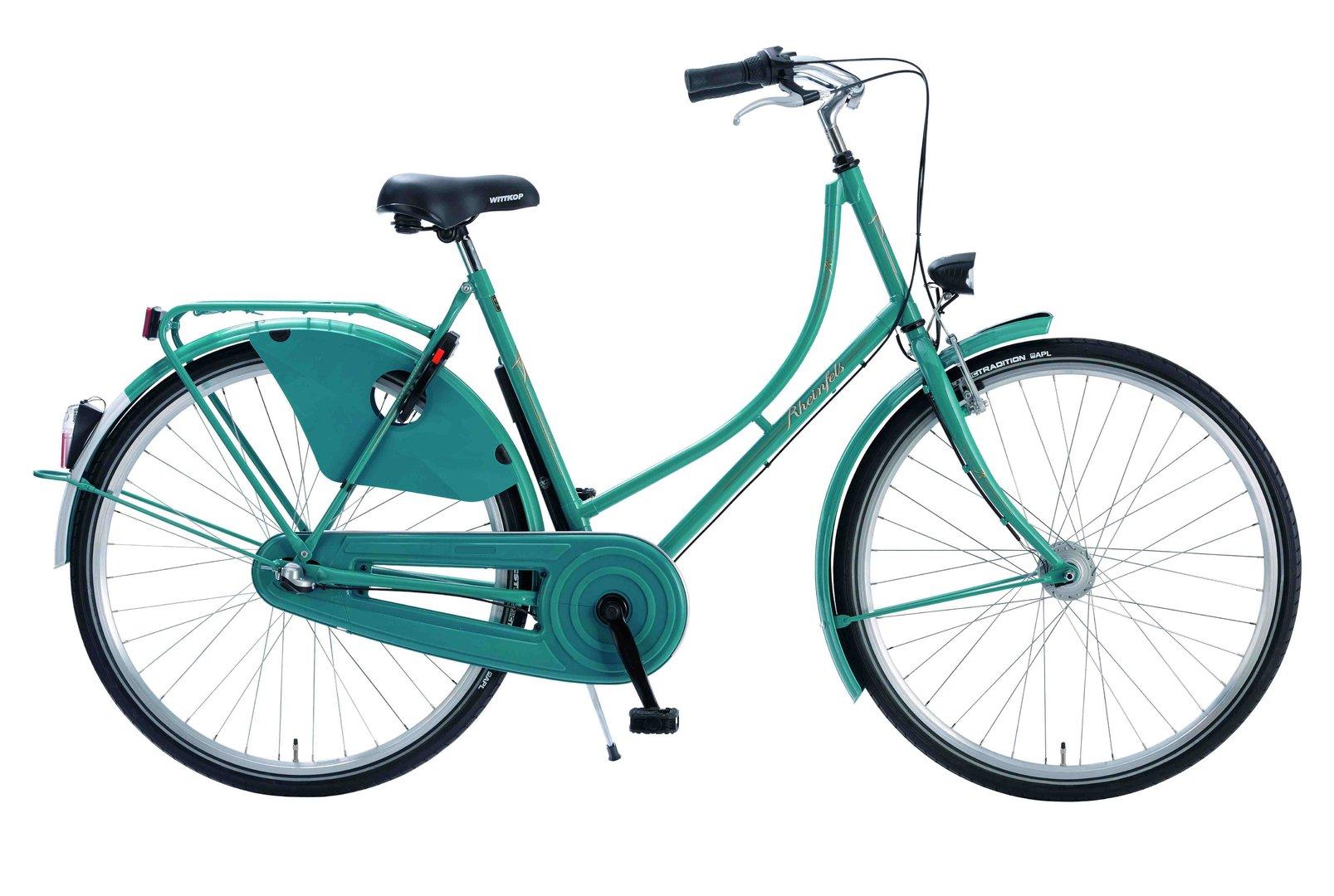 26 zoll rheinfels hollandrad 3 gang mit nabendynamo wasserblau fahrrad ass. Black Bedroom Furniture Sets. Home Design Ideas