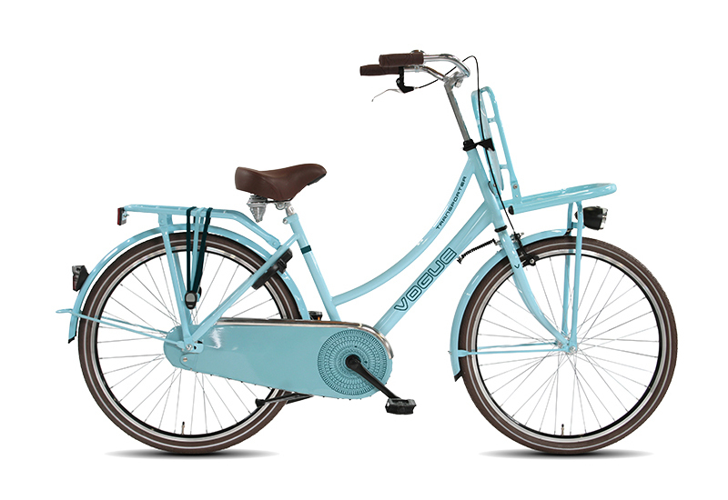 vogue transporter plus 28 zoll 3 gang hollandrad mint blau mit fronttr ger fahrrad ass. Black Bedroom Furniture Sets. Home Design Ideas