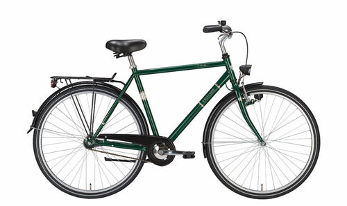 "28"" Herren City - Tourenrad Excelsior Touring grün metallic"