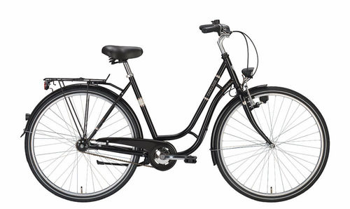 "26"" Damen City - 3 Gang Tourenrad Excelsior Touring schwarz"