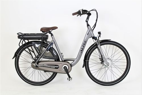 Square bronze 7 Gang Pedelec (E-Bike) d