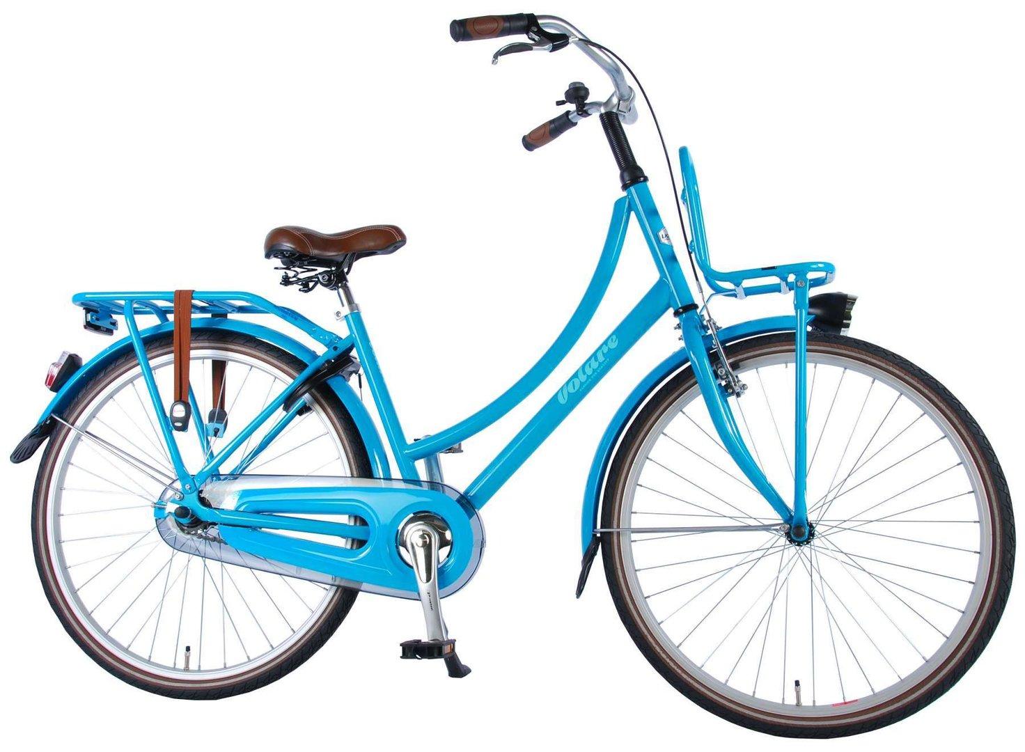 volare 26 zoll hollandrad excellent ozean blau fahrrad ass. Black Bedroom Furniture Sets. Home Design Ideas