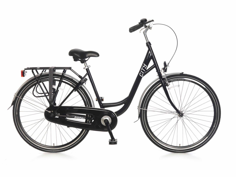 28 zoll damen cityrad schwarz mit r cktrittbremse fahrrad ass. Black Bedroom Furniture Sets. Home Design Ideas