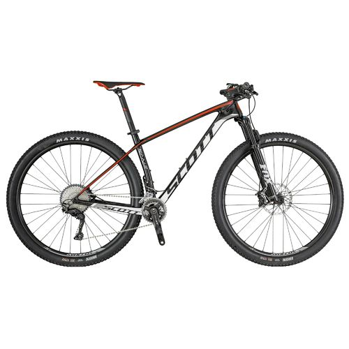 29er Carbon Scott Scale 920 2018 22 Gang Shimano XT, FOX 32 Gabel