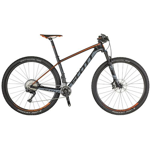 29er Carbon Scott Scale 915 2018 komplett Shimano XT, FOX 32 Gabel
