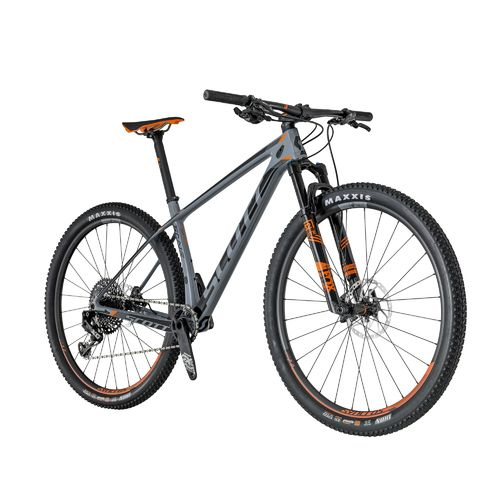 29er Carbon Scott Scale 910 2018 SRAM Xo1-GX Eagle 12 Gang , FOX 32 SC Perf. Elite Gabel
