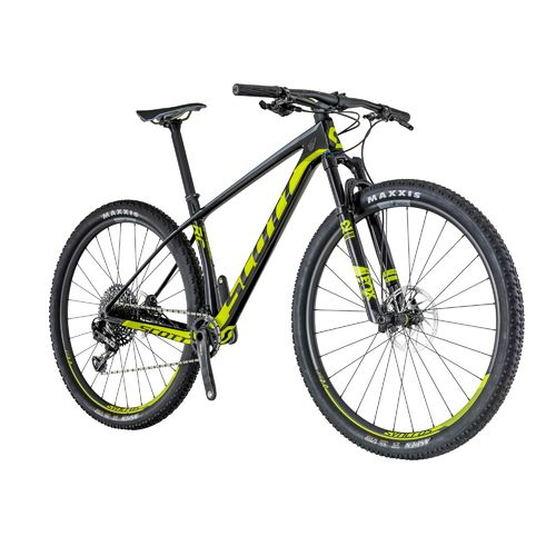 29er Carbon Scott Scale RC 900 Pro 2018 SRAM Xo1-GX Eagle 12 Gang , FOX 32 SC Perf Gabel, Sram Level