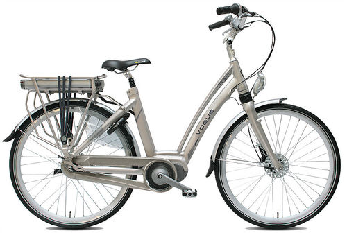 36V/13AH Vogue Vitani matt grey finish 8 Gang Pedelec (E-Bike)