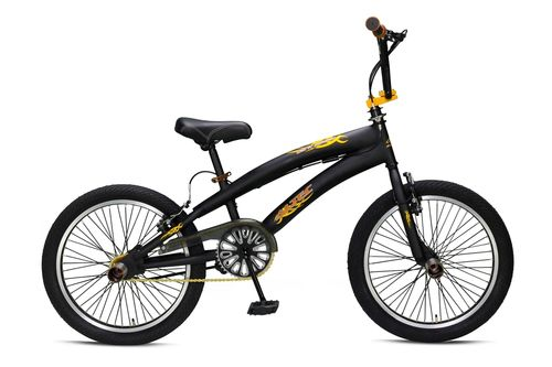 Altec Dark Power BMX-Bike mit Rotor d - fahrrad-Ass.de