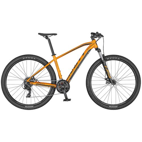 "Scott 29"" Aspect 970 orange dark grey 2020 21 Gang Shimano, Scheibenbremse"