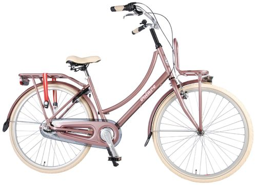 "Volare 26"" Zoll Hollandrad Excellent Old Pink Shimano Nexus 3-Gang Nabenschaltung"