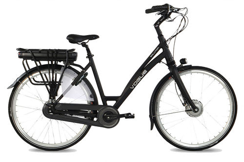 36V/13AH Vogue Solution matt black 8 Gang Pedelec (E-Bike)