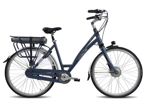 36V/13AH Vogue Solution blau 8 Gang Pedelec (E-Bike)