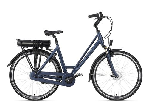 E-Volution 1.0 7 Gang Shimano Nexus Pedelec (E-Bike) 470Wh matt blue