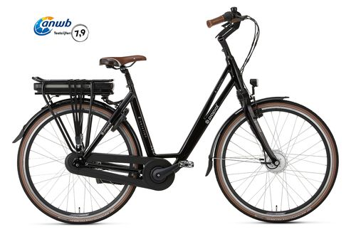 E-Volution 5.0 8 Gang Shimano Nexus Pedelec (E-Bike) 470Wh schwarz