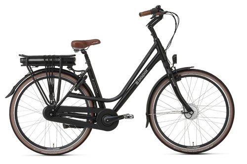 E-Volution 7.0 8 Gang Shimano Nexus Pedelec (E-Bike) 470Wh schwarz matt