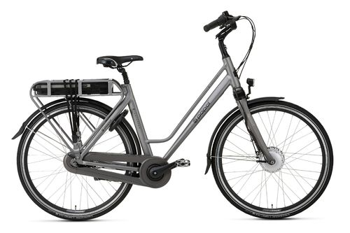 E-Volution 10.2 8 Gang Shimano Nexus Pedelec (E-Bike) 470Wh space grey