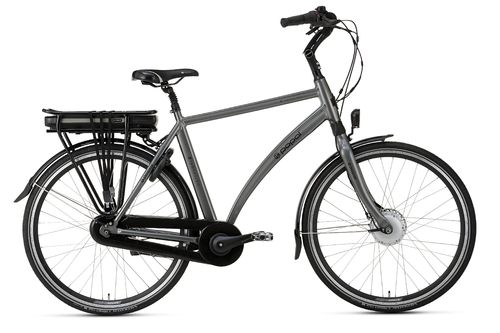 E-Volution 17.0 8 Gang Shimano Nexus Herren Pedelec (E-Bike) 470 Wh iron